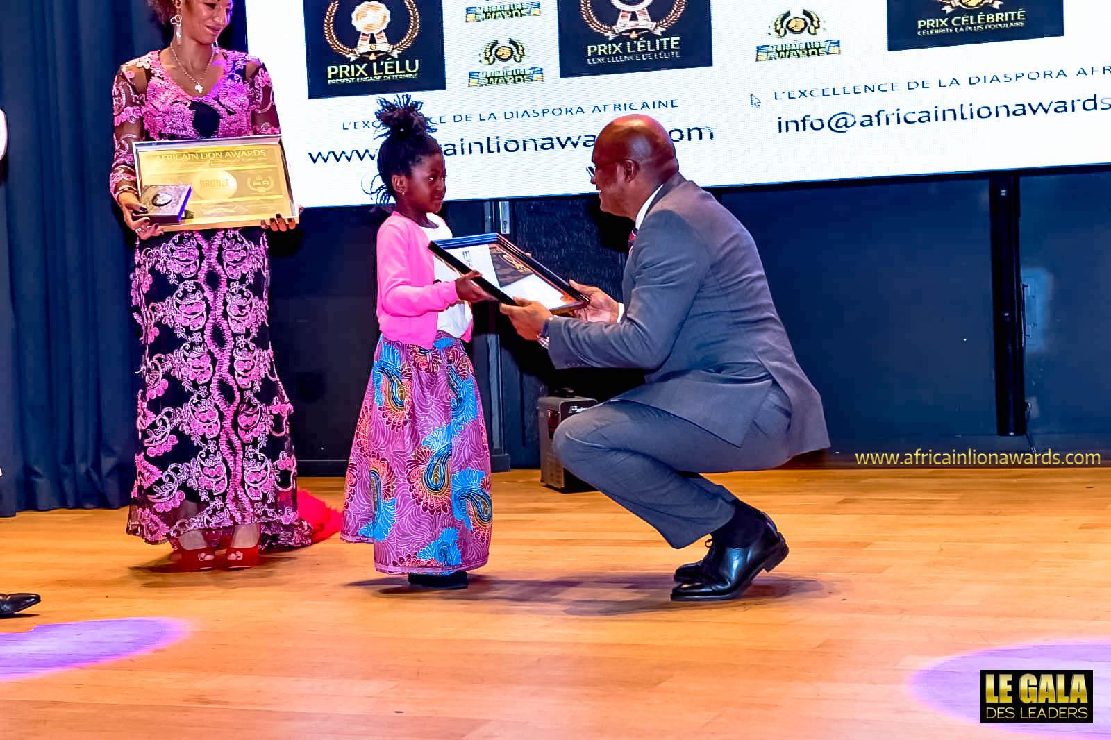 Deuxième édition de l'Africain Lion Awards (ALA) : Les talents célébrés à Bruxelles avec faste.