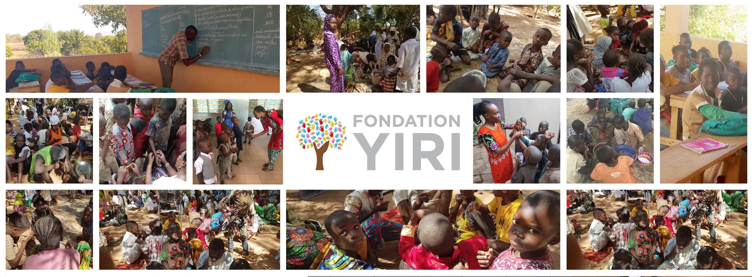 La fondation YIRI : une mission, un combat pour l'avenir.