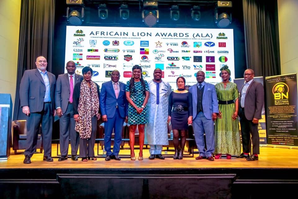 NOTE DE CONCEPT : TRIPTYQUE D'AFRICAIN LION AWARD (ALA)