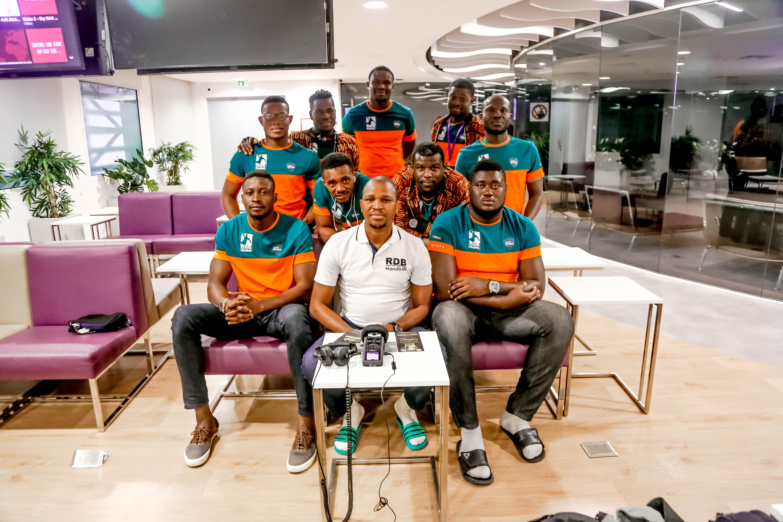 Renaissance Don Bosco, un club sportif très prometteur et ambitieux qui a pour objectif principal de créer l'élite du handball Ivoirien.