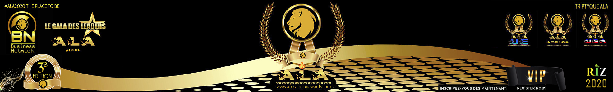 AFRICAIN LION AWARDS ALA